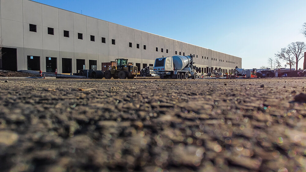 Sanitary Construction Gregg Street Warehouse-1