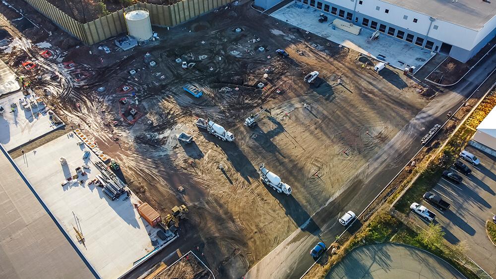 Sanitary Construction Gregg Street Warehouse-12