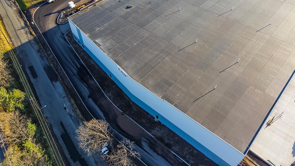 Sanitary Construction Gregg Street Warehouse-14